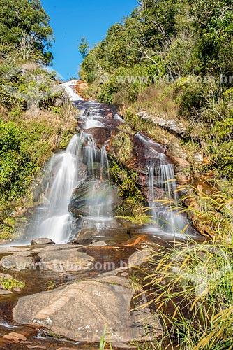 Cachoeira do Mato Limpo  - Cunha - São Paulo (SP) - Brasil