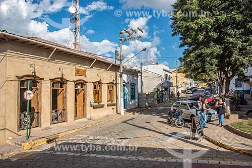 Antiquário no centro histórico  - Cunha - São Paulo (SP) - Brasil