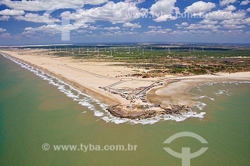 Praia da Pedra do Sal  - Ilha Grande - Piauí (PI) - Brasil