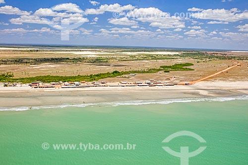 Praia do Arrombado  - Luís Correia - Piauí (PI) - Brasil