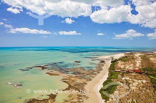 Praia de Carnaubinha  - Luís Correia - Piauí (PI) - Brasil