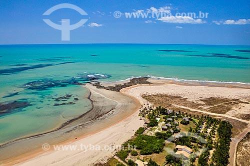 Praia de Itaqui  - Luís Correia - Piauí (PI) - Brasil