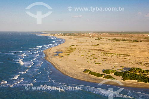 Praia de Maramar  - Luís Correia - Piauí (PI) - Brasil
