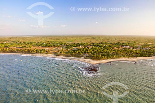 Praia do Cajueiro  - Cajueiro da Praia - Piauí (PI) - Brasil