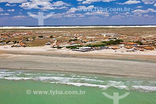 Praia Peito de Moça  - Luís Correia - Piauí (PI) - Brasil