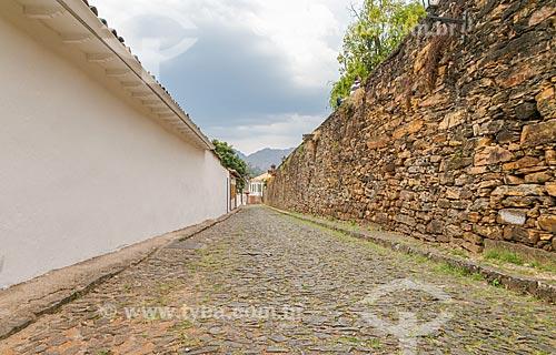 Rua das Mercês  - Ouro Preto - Minas Gerais (MG) - Brasil
