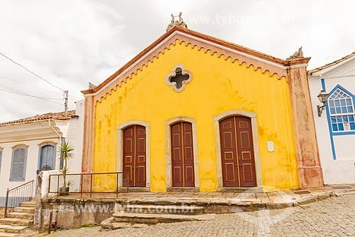Teatro Municipal de Ouro Preto (1770), antiga Casa da Ópera de Vila Rica  - Ouro Preto - Minas Gerais (MG) - Brasil