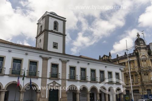 Memorial da Câmara Municipal de Salvador (1549) - Salvador - Bahia (BA) - Brasil