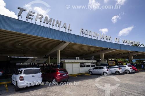 Terminal Rodoviário Armando Viana de Castro - Salvador - Bahia (BA) - Brasil