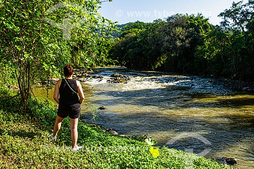 Rio Itapocu  - Jaraguá do Sul - Santa Catarina (SC) - Brasil