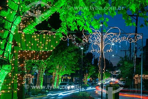 Decoração de Natal - Sonho de Natal  - Canela - Rio Grande do Sul (RS) - Brasil