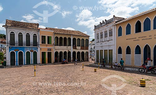 Praça Horácio de Matos  - Lençóis - Bahia (BA) - Brasil