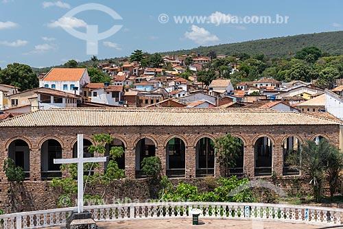Vista da cidade de Lençóis  - Lençóis - Bahia (BA) - Brasil