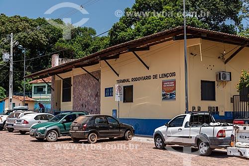 Terminal Rodoviário de Lençóis  - Lençóis - Bahia (BA) - Brasil