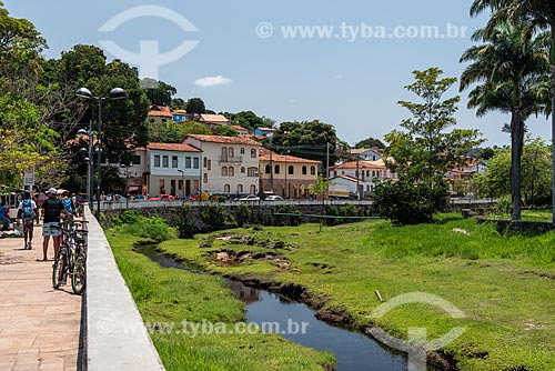Rio Lençóis  - Lençóis - Bahia (BA) - Brasil