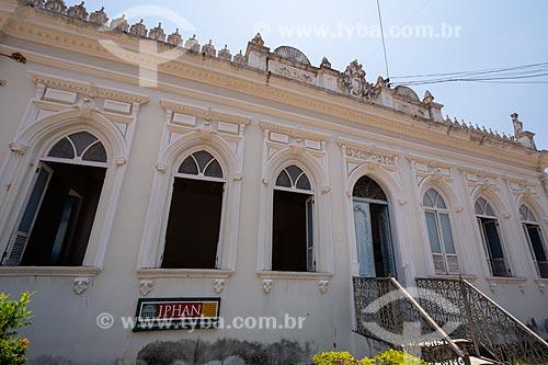 Fachada do prédio do IPHAN - Escritório Técnico de Lençóis  - Lençóis - Bahia (BA) - Brasil