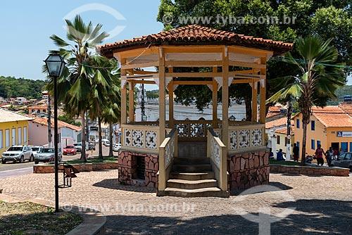 Praça do Coreto  - Lençóis - Bahia (BA) - Brasil
