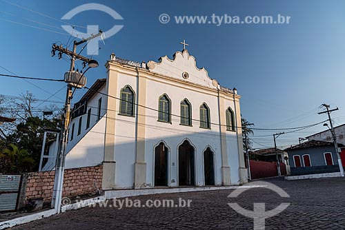 Igreja de Nossa Senhora do Rosário  - Lençóis - Bahia (BA) - Brasil