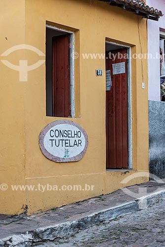 Conselho Tutelar de Lençóis  - Lençóis - Bahia (BA) - Brasil
