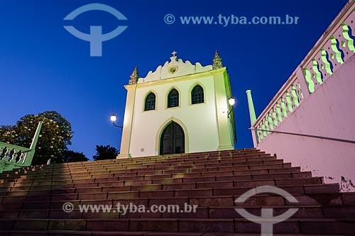 Igreja do Senhor dos Passos  - Lençóis - Bahia (BA) - Brasil
