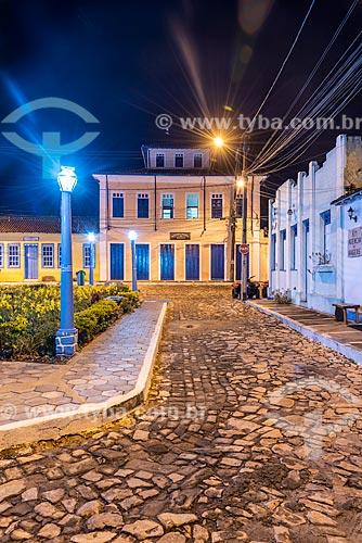 Casas coloridas em Mucugê  - Mucugê - Bahia (BA) - Brasil