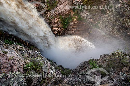 Cachoeira do Buracão  - Ibicoara - Bahia (BA) - Brasil