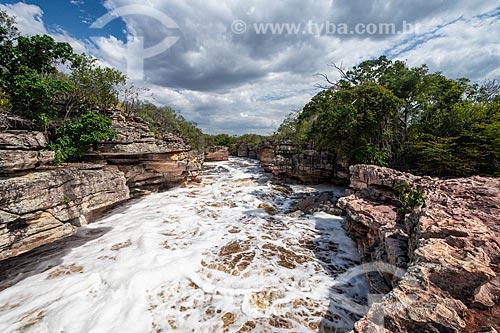 Cachoeira do Buracãozinho  - Ibicoara - Bahia (BA) - Brasil