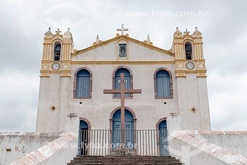 Igreja Matriz de Santa Isabel  - Mucugê - Bahia (BA) - Brasil