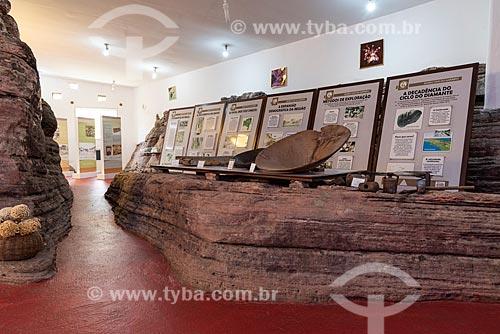 Museu com objetos no Projeto Sempre Viva  - Mucugê - Bahia (BA) - Brasil