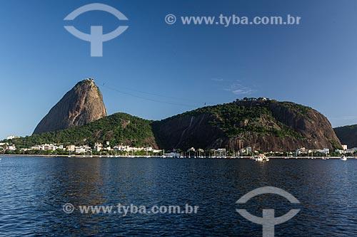Vista do Pão de Açúcar  - Rio de Janeiro - Rio de Janeiro (RJ) - Brasil