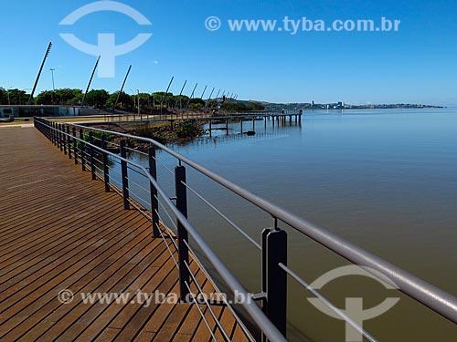 Nova Orla do Guaíba  - Porto Alegre - Rio Grande do Sul (RS) - Brasil