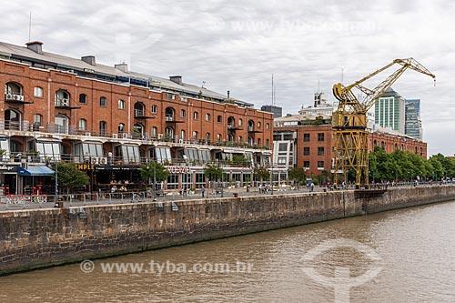 Orla de Puerto Madero  - Buenos Aires - Província de Buenos Aires - Argentina