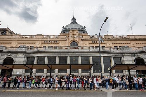 Terminal ferroviário  - Buenos Aires - Província de Buenos Aires - Argentina