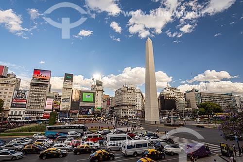 Obelisco de Buenos Aires (1936)  - Buenos Aires - Província de Buenos Aires - Argentina