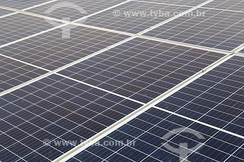 Casa com painel de captação de energia solar  - Rio Claro - São Paulo (SP) - Brasil