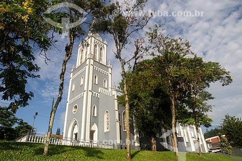 Igreja Matriz de São Pedro Canisio  - Itapiranga - Santa Catarina (SC) - Brasil