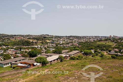 Vista de Santana do Livramento - Fronteira com Uruguai  - Santana do Livramento - Rio Grande do Sul (RS) - Brasil