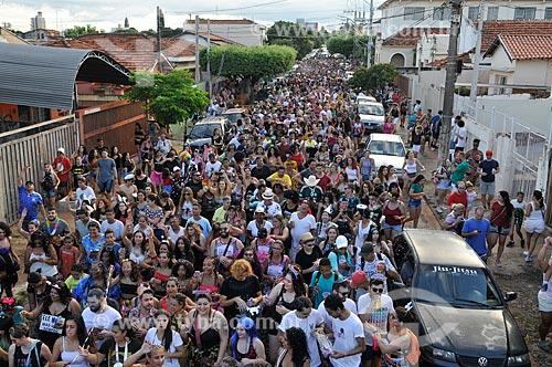 Desfile do Bloco do Vasco  - São José do Rio Preto - São Paulo (SP) - Brasil