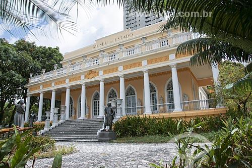 Museu do Estado de Pernambuco (MEPE)  - Recife - Pernambuco (PE) - Brasil
