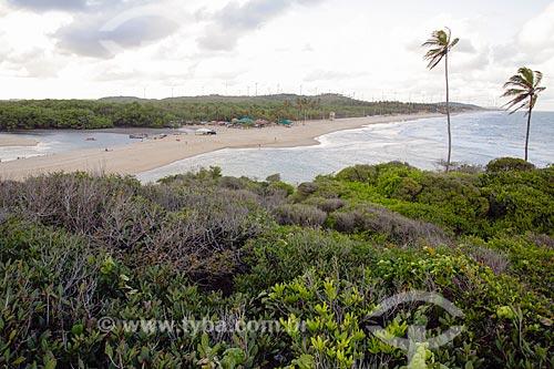 Barra de Camaratuba  - Mataraca - Paraíba (PB) - Brasil