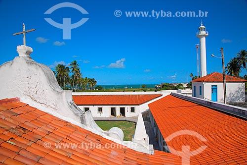 Forte de Santo Inácio de Loyola (1691)  - Tamandaré - Pernambuco (PE) - Brasil