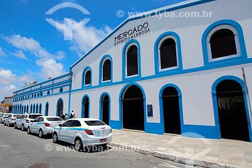 Mercado Eufrásio Barbosa  - Olinda - Pernambuco (PE) - Brasil