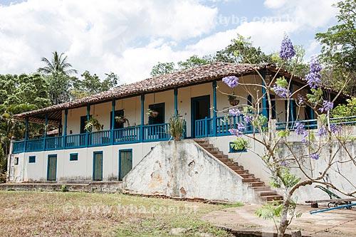 Engenho Iguape  - Vicência - Pernambuco (PE) - Brasil