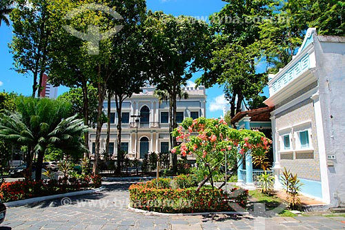 Fundação Joaquim Nabuco  - Recife - Pernambuco (PE) - Brasil