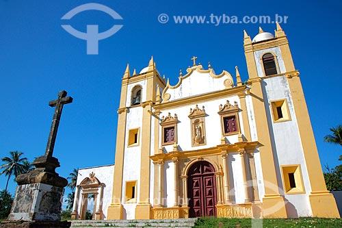 Convento e Igreja de Nossa Senhora do Carmo - também conhecida como Convento e Igreja de Santo Antônio do Carmo (século XVI)  - Olinda - Pernambuco (PE) - Brasil