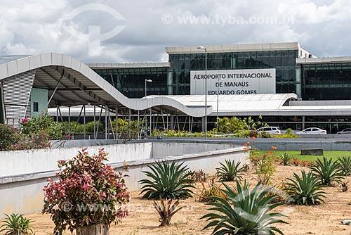 Aeroporto Internacional de Manaus - Eduardo Gomes  - Manaus - Amazonas (AM) - Brasil