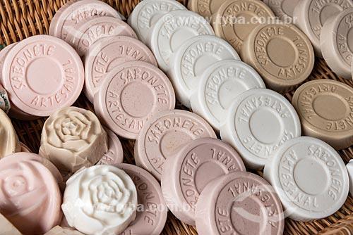 Sabonete feito artesanalmente  - Amazonas (AM)
