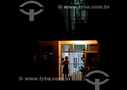 Panelaço contra o presidente Jair Bolsonaro durante pronunciamento sobre a Crise do Coronavírus  - Rio de Janeiro - Rio de Janeiro (RJ) - Brasil