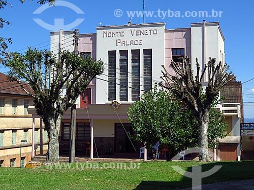 Monte Veneto Palace  - Cotiporã - Rio Grande do Sul (RS) - Brasil