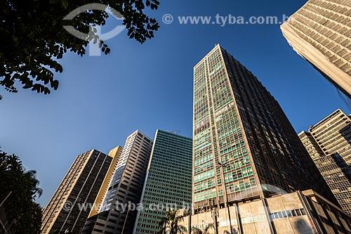 Vista do Edifício Avenida Central  - Rio de Janeiro - Rio de Janeiro (RJ) - Brasil